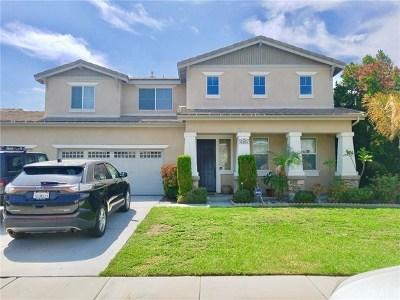 Eastvale Single Family Home For Sale: 6365 Mulan Street