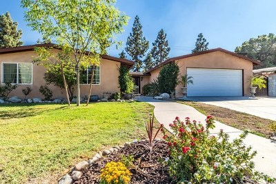 Azusa CA Single Family Home For Sale: $620,000