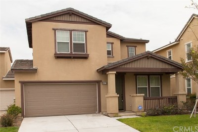 Rancho Cucamonga Single Family Home For Sale: 10373 Sicilian Drive #10