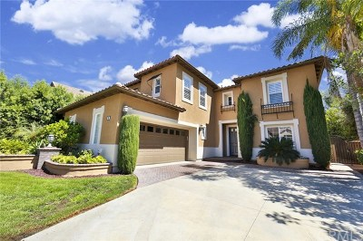 Irvine Single Family Home Active Under Contract: 6 Hibiscus