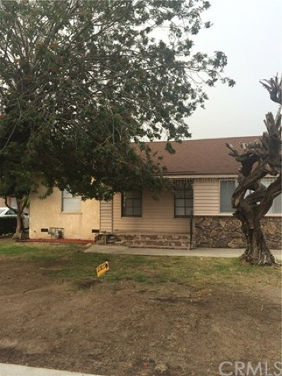 Fontana Single Family Home For Sale: 8568 Emerald Avenue