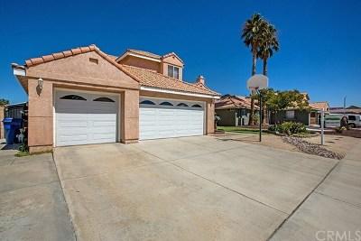 Palmdale Single Family Home For Sale: 5747 Barcelona Drive