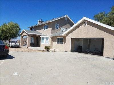 Riverside Single Family Home For Sale: 20450 Poarch Road