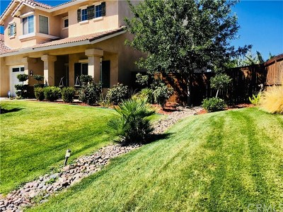 Victorville Single Family Home For Sale: 12790 Bootridge Lane
