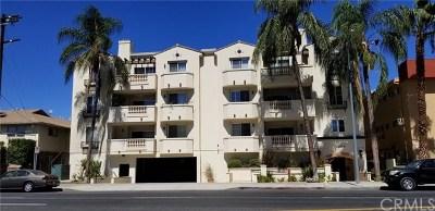 Sherman Oaks Condo/Townhouse For Sale: 14343 Burbank Boulevard #302