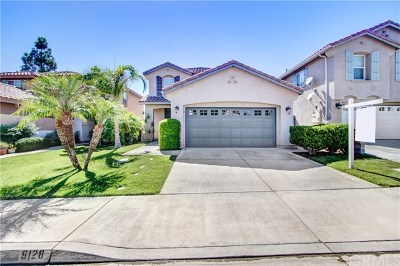 Fontana Single Family Home For Sale: 6128 Monterey Place