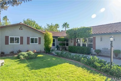 Riverside, Temecula Single Family Home For Sale: 18399 Roberts Road