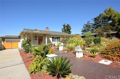Claremont Single Family Home For Sale: 2925 N Mountain Avenue