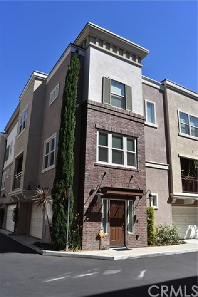 San Dimas Condo/Townhouse For Sale: 130 E Commercial Street