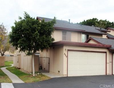 Azusa CA Condo/Townhouse For Sale: $424,990
