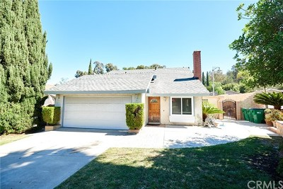 Mission Viejo Single Family Home For Sale: 26769 Avenida Shonto