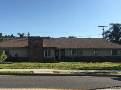 West Covina Single Family Home For Sale: 2042 E Merced Avenue