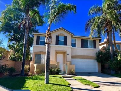 Rancho Cucamonga Single Family Home For Sale: 7466 Niagara Place