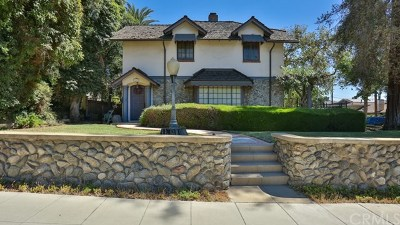 San Dimas Single Family Home For Sale: 500 N San Dimas Avenue