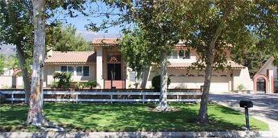 Alta Loma Single Family Home For Sale: 10942 Wilson Avenue