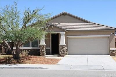 Hesperia Single Family Home For Sale: 13208 Pomona Street