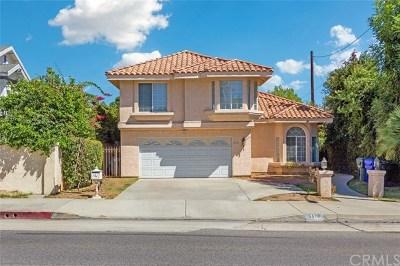 San Gabriel Single Family Home For Sale: 6478 N San Gabriel Boulevard