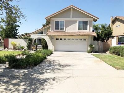 Upland Single Family Home For Sale: 1565 Palomino Avenue
