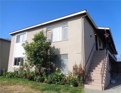 Whittier Multi Family Home For Sale: 14016 Dicky Street