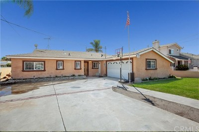 Pomona Single Family Home For Sale: 1152 Lincoln Avenue