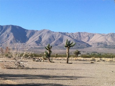 Barstow CA Residential Lots & Land For Sale: $90,000
