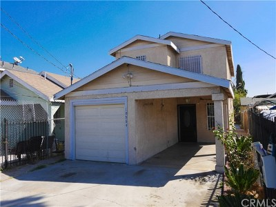 Los Angeles Single Family Home For Sale: 10964 Willowbrook Avenue