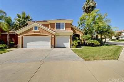 Chino Hills Single Family Home For Sale: 15208 Calle Lomita
