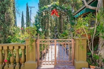Sun Valley Single Family Home For Sale: 10871 Olinda Street