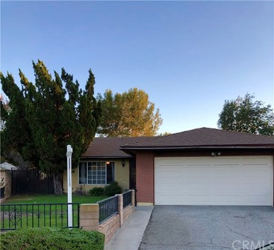 West Covina Single Family Home For Sale: 3017 E Cecelia Street