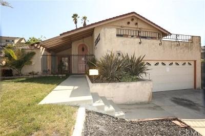 Diamond Bar Single Family Home For Sale: 23950 Sunset Crossing Road