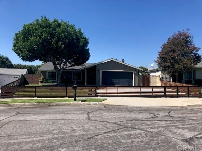 Upland Single Family Home For Sale: 1465 Wedgewood Avenue