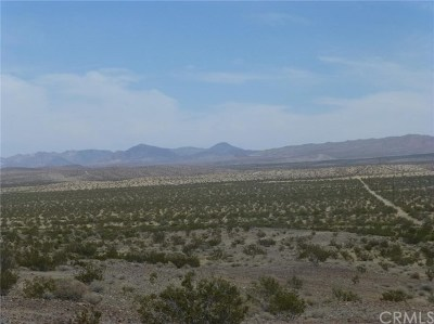 Barstow CA Residential Lots & Land For Sale: $29,999
