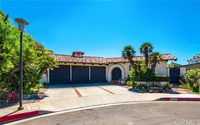 San Clemente Single Family Home For Sale: 2406 Plaza A La Playa