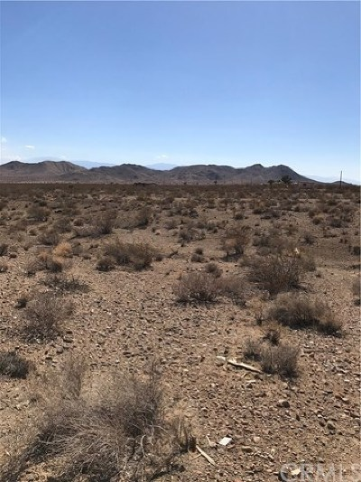 Adelanto Residential Lots & Land For Sale: 28 Shadow Mountain Road
