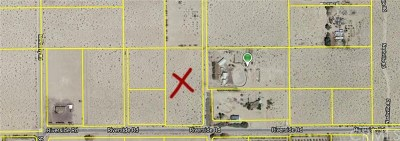 Newberry Springs Residential Lots & Land For Sale: Riverside Road