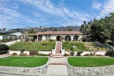 Rancho Cucamonga Single Family Home For Sale: 9072 Appaloosa Court