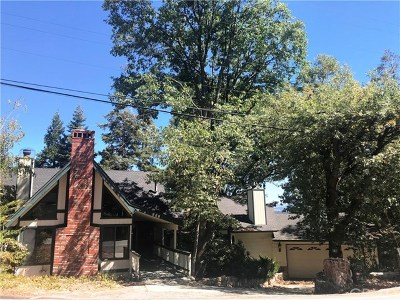Twin Peaks Single Family Home For Sale: 251 Grandview Road