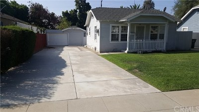 Single Family Home For Sale: 640 Plaza Serena