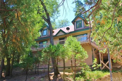 Lake Arrowhead Single Family Home For Sale: 117 A Lane