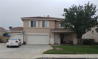 Fontana Single Family Home For Sale: 14545 Arizona Street
