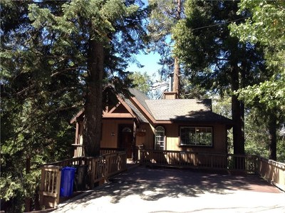 Lake Arrowhead Single Family Home For Sale: 192 Fremont Road