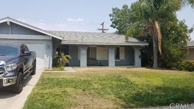 Corona Single Family Home For Sale: 1825 W Ontario Avenue