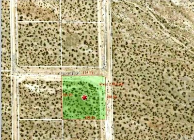 Adelanto Residential Lots & Land For Sale: Blanco Road