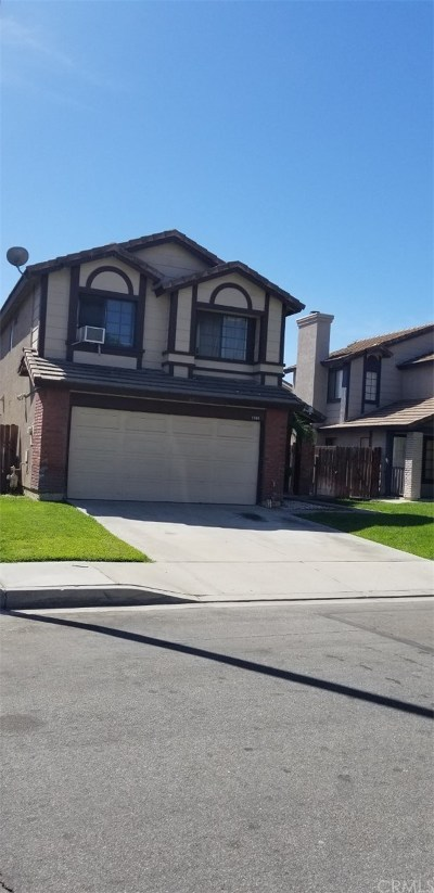 Colton Single Family Home For Sale: 1944 W Westwind Street