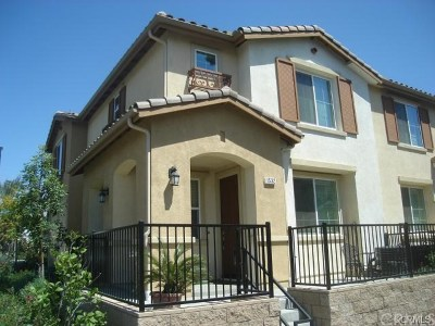 Upland Condo/Townhouse Active Under Contract: 1532 Springfield Way