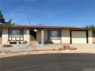 Yucaipa Single Family Home For Sale: 11655 Verona Street