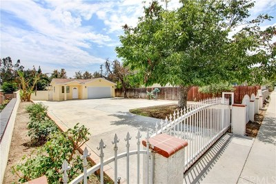 Upland Single Family Home For Sale: 1428 Bowen Street