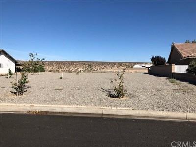 Helendale Residential Lots & Land For Sale: 13744 Windward