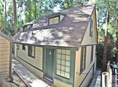 Crestline Single Family Home For Sale: 23530 Lake Drive