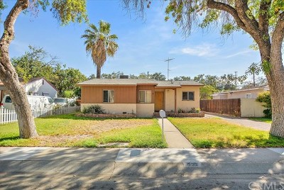 Upland Single Family Home For Sale: 222 Orchard Lane